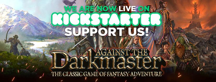 the Kickstarter is Live!