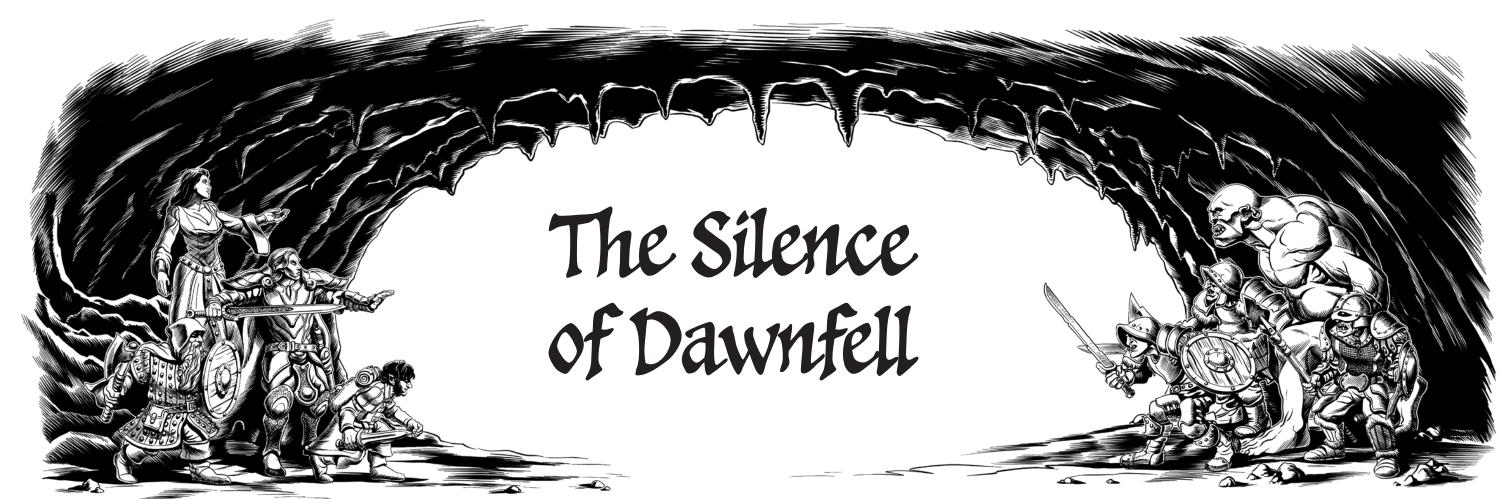 The Silence of Dawnfell